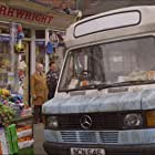 David Jason and James Baxter in Still Open All Hours (2013)