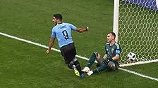 Uruguay - Rusia