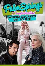 Palm Springs Confidential Poster