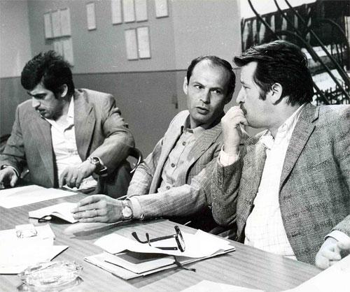 Mustafa Nadarevic and Bozidar Oreskovic in Punom parom (1978)