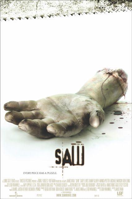 Saw (2004) Hindi Dubbed