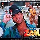 Akshay Kumar and Madhoo in Zaalim (1994)