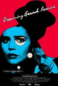 Tony Fitzpatrick, Jackson Rathbone, and Andrea Londo in Dreaming Grand Avenue (2020)