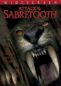 MP4 movie trailers free download Attack of the Sabretooth by James D.R. Hickox [mp4]