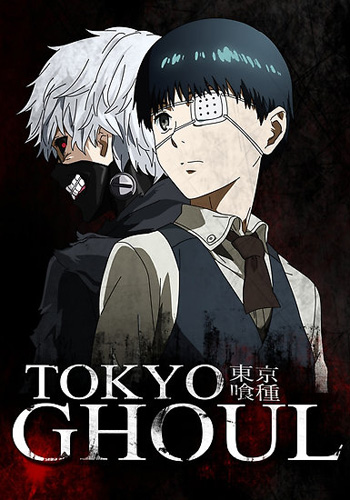 Tokyo Ghoul: Re - Anime