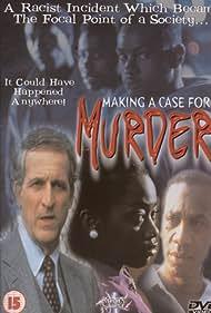 Joe Morton, Regina Taylor, and Daniel J. Travanti in Howard Beach: Making a Case for Murder (1989)
