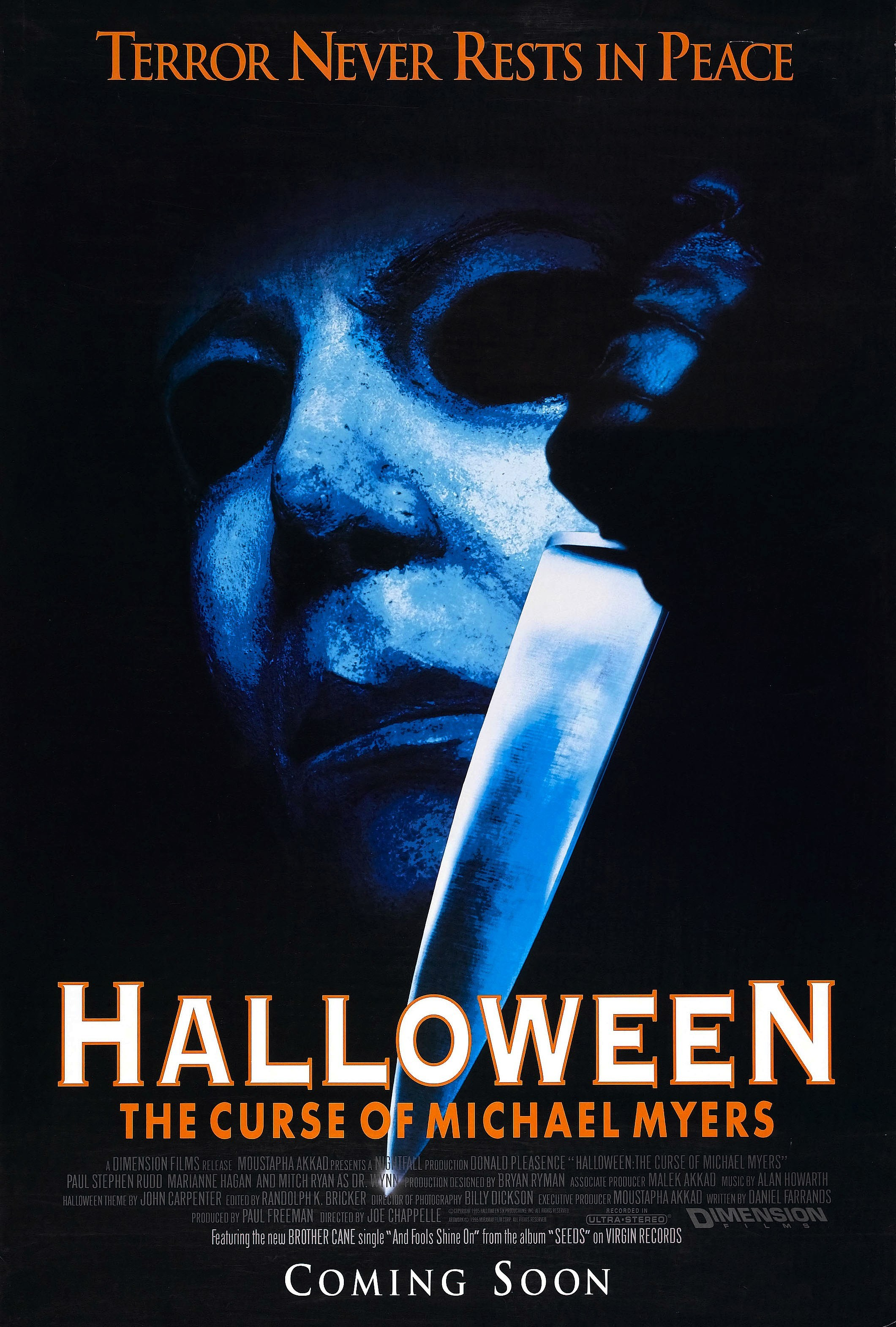Image result for halloween 6 the curse of michael myers