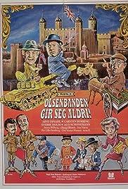 Olsenbanden gir seg aldri! (1981) film en francais gratuit