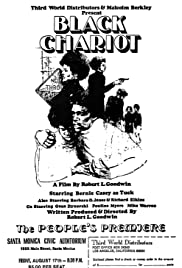 Black Chariot Poster