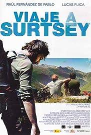 Viaje a Surtsey Poster