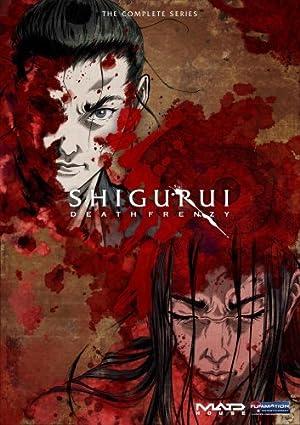 Where to stream Shigurui: Death Frenzy