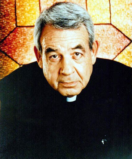 Tom Bosley in Father Dowling Mysteries (1989)