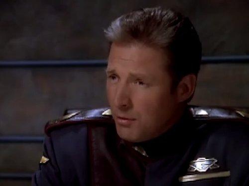 Bruce Boxleitner in Babylon 5 (1993)