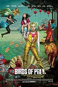 Rosie Perez, Jurnee Smollett, Mary Elizabeth Winstead, Margot Robbie, and Ella Jay Basco in Birds of Prey (2020)