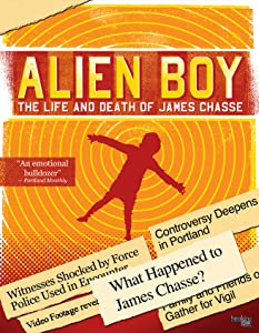 Watch thriller movie Alien Boy: The Life and Death of James Chasse USA [1080pixel]
