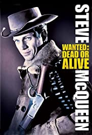 Wanted: Dead or Alive Poster - TV Show Forum, Cast, Reviews