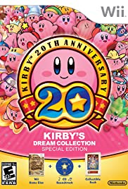 Kirby's Dream Collection: Special Edition Poster