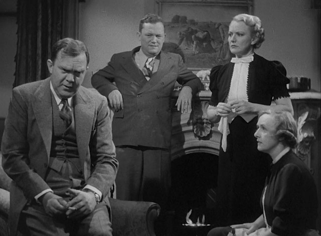 Minna Gombell, Ray Mayer, Thomas Mitchell, and Elisabeth Risdon in Make Way for Tomorrow (1937)