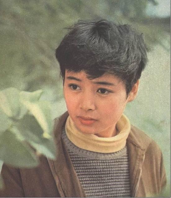 Yu Zhang in Xiao Jie (1981)