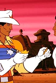 BraveStarr and the Medallion Poster