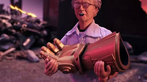 Robot Chicken: May Cause Light Cannibalism