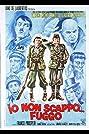 Io non scappo... fuggo (1970) Poster