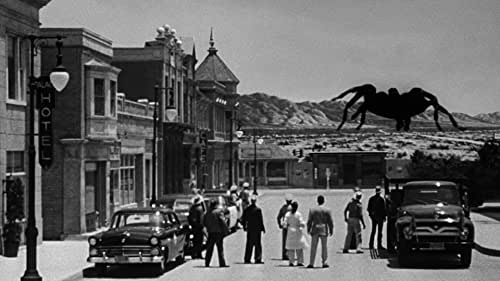 Cowboys! Detectives! Giant Bugs! B-Movie History!