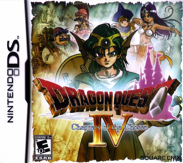 Dragon Quest IV: Chapters of the Chosen (Video Game 2008) - IMDb