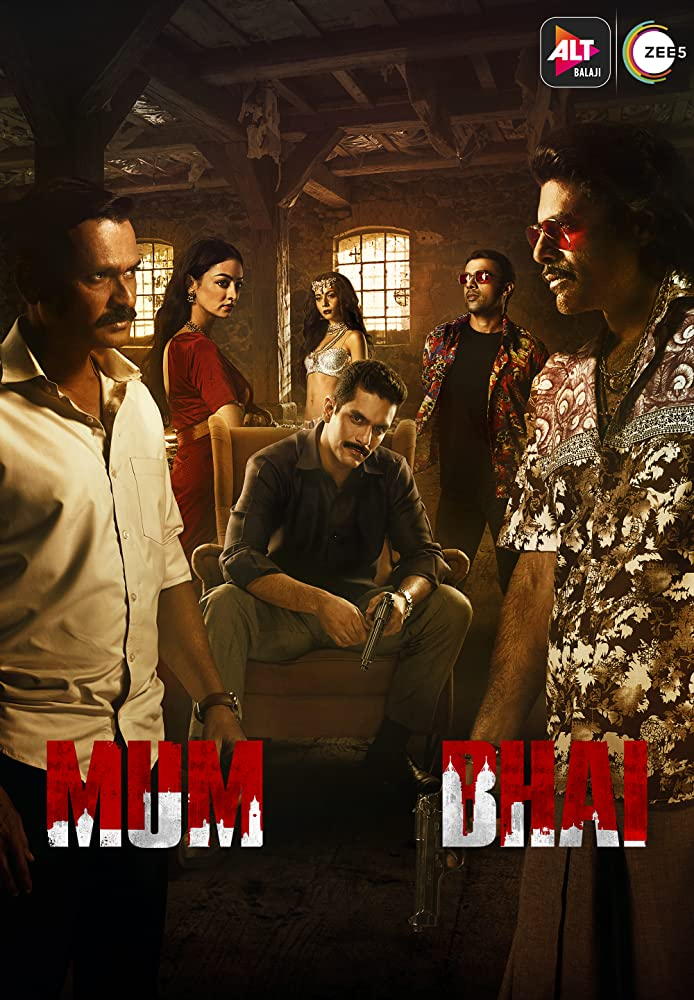 Mum Bhai S01 2020 ALTBalaji Originals Hindi Web Series Official Trailer 1080p HDRip Download