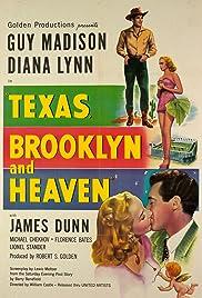 Texas, Brooklyn & Heaven Poster