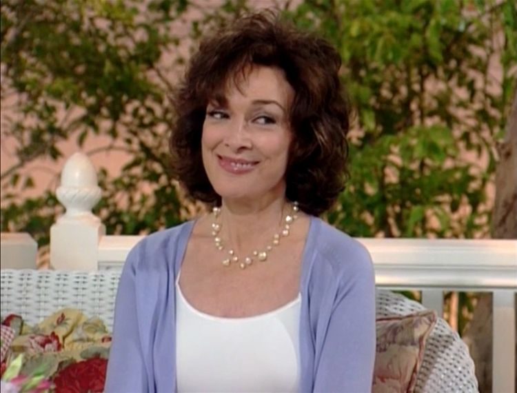 Dixie Carter in The Designing Women Reunion (2003)