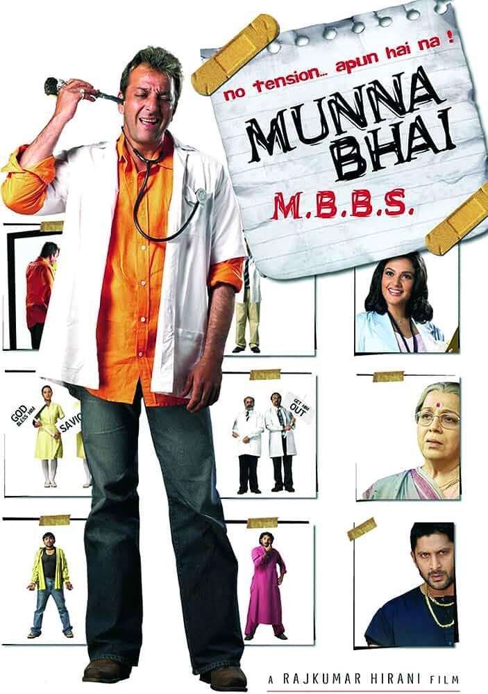 Munna Bhai M.B.B.S. (2003) centmovies.xyz