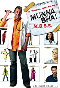 Primary photo for Munna Bhai M.B.B.S.