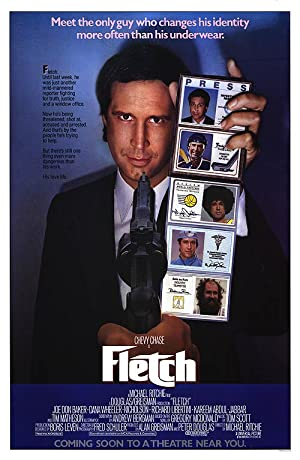 Where to stream Fletch