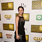 Annet Mahendru attends the Critic's Choice Awards