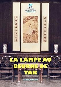 La lampe au beurre de yak France