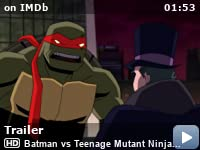 Batman Vs Teenage Mutant Ninja Turtles Video 2019 Imdb