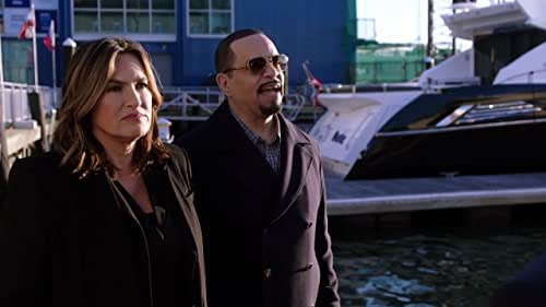 Law & Order: Special Victims Unit: Benson And Fin Won't Accept Defeat