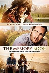 Meghan Ory and Luke Macfarlane in The Memory Book (2014)