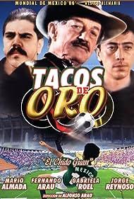 Mario Almada, Fernando Arau, and Jorge Reynoso in Chido Guan, el tacos de oro (1986)