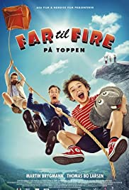 far til fire til søs dvd