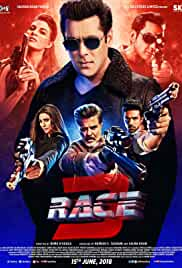 Race 3 | 700 MB | 720p | pre-HDRip | Hindi