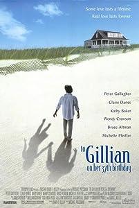 To Gillian on Her 37th Birthday USA