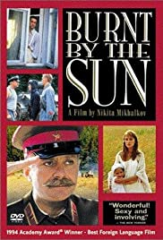 Burnt by the Sun Poster