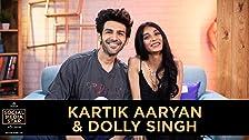 'Estrella de las redes sociales con Janice' E04: Kartik Aaryan y Dolly Singh