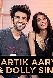 'Social Media Star with Janice' E04: Kartik Aaryan & Dolly Singh Poster