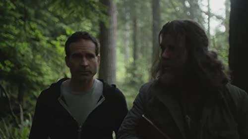Wayward Pines: Theo And Adam Go Looking For The Abbie