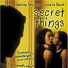 Jean-Claude Brisseau, Coralie Revel, and Sabrina Seyvecou in Choses secrètes (2002)