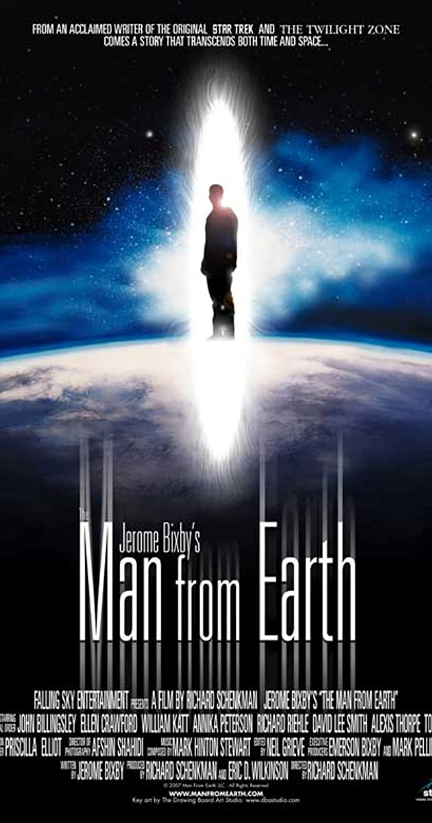 Subtitle of The Man from Earth