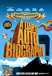 A Liar's Autobiography: The Untrue Story of Monty Python's Graham Chapman (2012) Poster - Movie Forum, Cast, Reviews